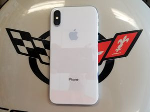 Unlocked White iPhone X 256 GB for Sale in Port St. Lucie, FL