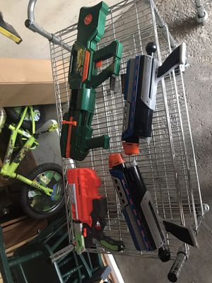 Nerf guns for Sale in Franklin Park, IL