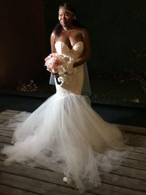 Couture Wedding Dress for Sale in Herndon, VA