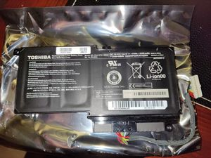 Toshiba Battery P55-A5200 for Sale in Duncanville, TX