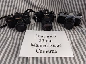 Camera 35mm for Sale in Spring Hill, FL