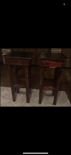 Stools (Wooden) for Sale in Huffman, TX