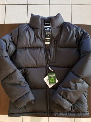 Hollister Icon Logo Puffer Jacket for Men for Sale in Houston, TX