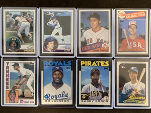 Rookie baseball cards for Sale in Hayward, CA