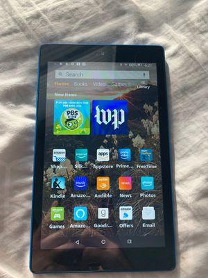 Amazon fire tablet for Sale in Winter Garden, FL