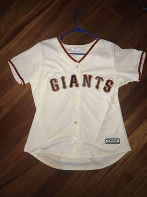sandoval giants jersey baseball for Sale in Kent, WA