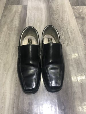 Stacy Adams Black Dress Shoes for Sale in Garner, NC