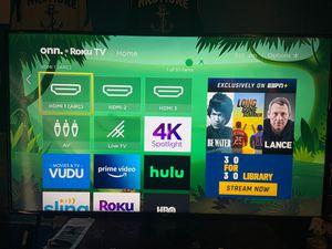 Roku tv 55' for Sale in Washington, DC