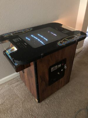 Original Galaxian Cocktail table arcade game for Sale in Brentwood, CA