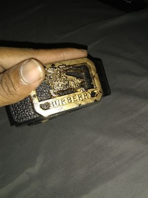 Burberry Belt for Sale in Detroit, MI