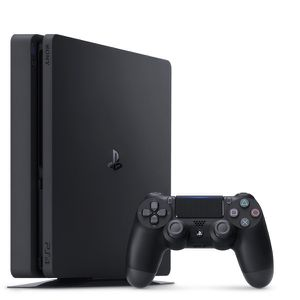 Ps4 SLIM WITH GAMES AND A CONTROLLER for Sale in Fort Lauderdale, FL