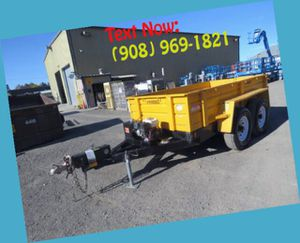 2013 Dump Trailer $1OOO for Sale in New York, NY