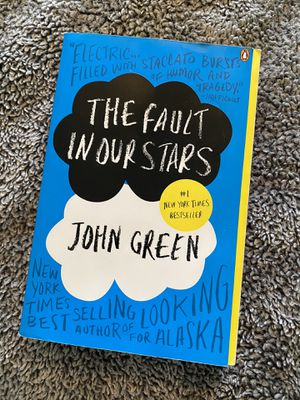 The Fault in Our Stars - by John Green for Sale in Glendale Heights, IL