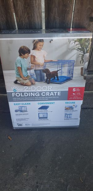 Small Dog Crate for Sale in Orangevale, CA