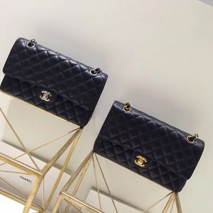 Chanel double flap black classic bag in medium in caviar and lambskin available/other colors available too for Sale in New York, NY