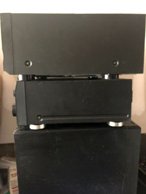Cerwin Vega front and center speakers. Pioneer receiver and CD changer. Pioneer Sub woofer. for Sale in North Plainfield, NJ