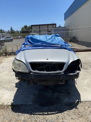 2002 Mercedes Benz S500 Parting Out for Sale in Clovis, CA