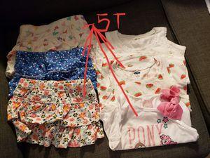 Girls tank tops / skirts sz 5 / $2 each for Sale in East Windsor, NJ