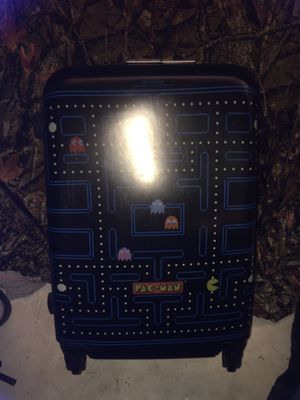 PAC-Man suitcase Texas lottery edition for Sale in Beaumont, TX