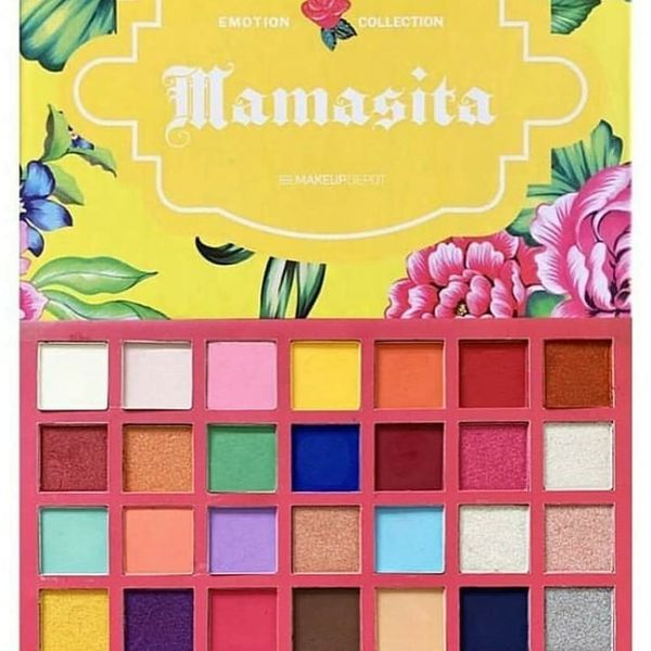 Eyeshadow pallete Mamasita