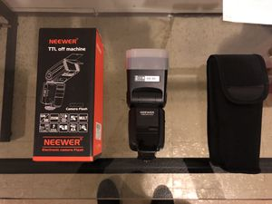 External Flash for Sony Cameras for Sale in Seattle, WA