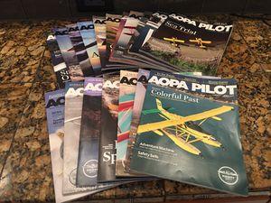 18 AOPA PILOT Magazines for Sale in Phoenix, AZ