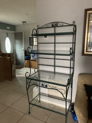Bakers rack for Sale in West Palm Beach, FL