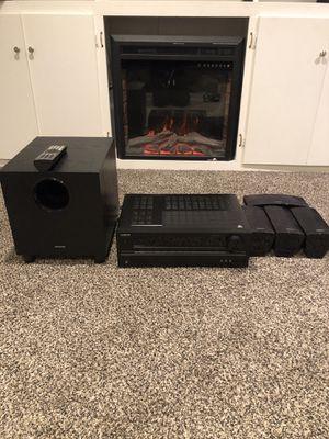 Prestine 5.1 Onkyo Suround Sound System for Sale in Salt Lake City, UT