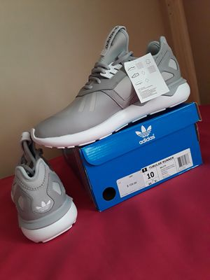 New Men's Adidas Tubular Runner Size 10 for Sale in Marietta, GA