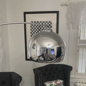 Floor Lamp Chrome Finish for Sale in Oceanside, NY