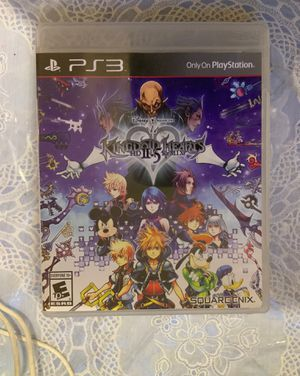 Kingdom Hearts 2.5 Remix (PS3 game) for Sale in Los Angeles, CA