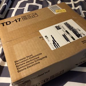 Brand New In Box TD-17 Roland Drum Module for Sale in San Diego, CA