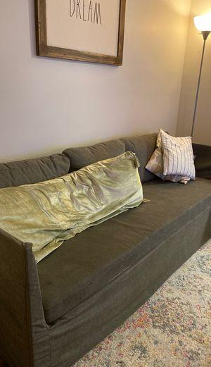 Gray Sofa for Sale in Fairfax, VA