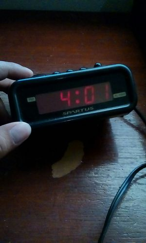 Alarm clock for Sale in Apple Valley, CA