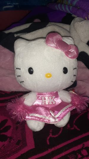 Hello kitty cheerleader 5inch for Sale in Houston, TX