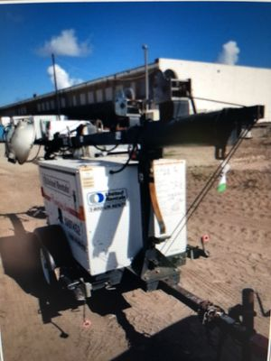 Light tower, Magnum Pro MLT3060 for Sale in Pompano Beach, FL