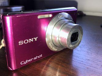 Sony Cyber shot camera 14.1 Mega Pixels for Sale in Dallas,  TX