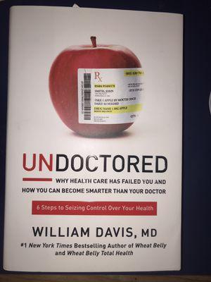 Undoctored book for Sale in Glendora, CA
