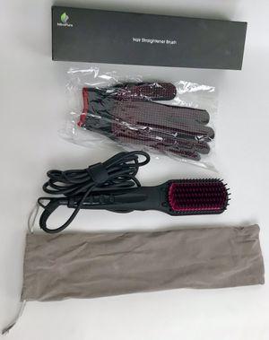 New Enhanced Hair Straightener Brush by MiroPure Ionic Straightening Brush (Tarpon Springs) for Sale in Tarpon Springs, FL