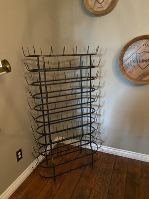 Vintage antique large metal drying wrack/stand for Sale in Rancho Cucamonga, CA