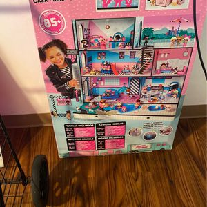 Lol Surprise Doll House for Sale in Linden, NJ