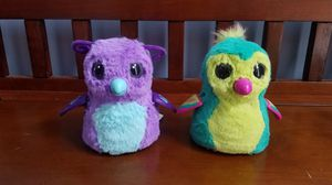 2 Hatchimals already hatched for Sale in Macomb, MI