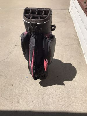 Ping discover brand hoofer carry bag, multi pockets in excellent condition! for Sale in Albuquerque, NM