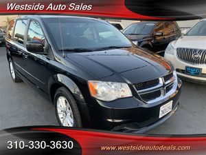 2016 Dodge Grand Caravan for Sale in Inglewood, CA