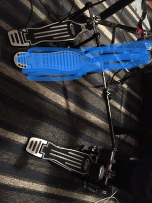 Double bass drum pedal for Sale in Lumberton, TX