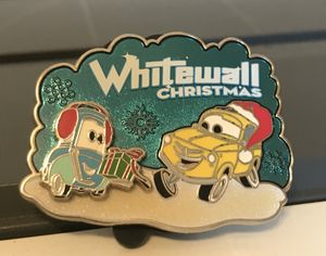 Disney Pin Whitewall Christmas Luigi & Guido CARS for Sale in Whittier, CA