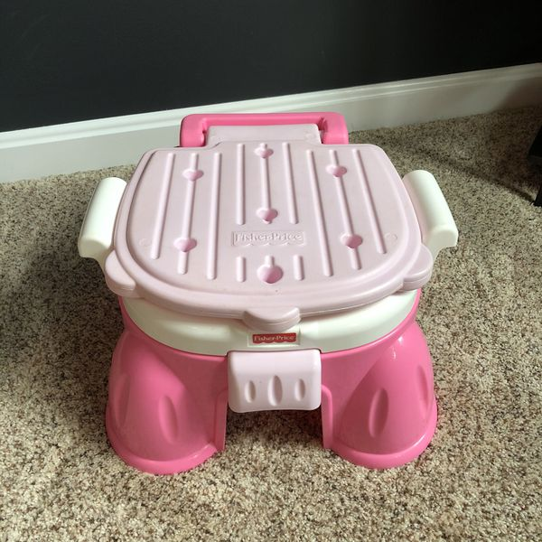 Fisher Price Princess Potty, First Years Tub, Bright Starts Bouncer