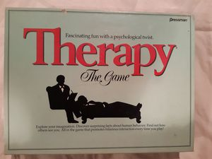 Therapy the board game. for Sale in Marlow Heights, MD