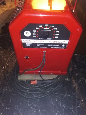 Lincoln 225 arc welder for Sale in Renton, WA