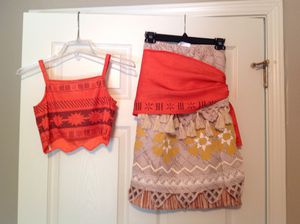 Halloween Costume or Dress Up (Disney, Moana, Size 7/8) for Sale in Sugar Hill, GA